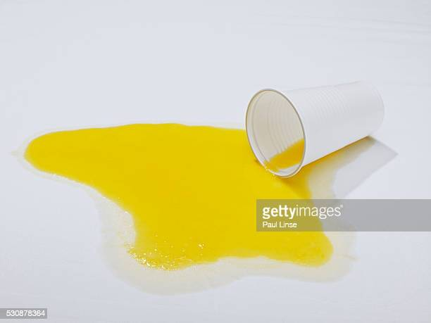 spilled orange juice - spilling stock pictures, royalty-free photos & images
