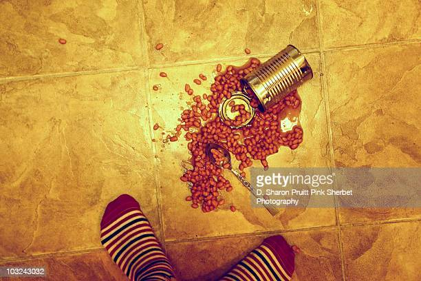 Spilled The Beans