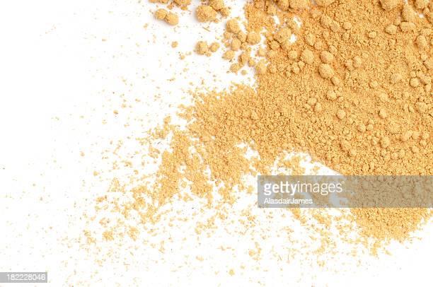 Spilt gingembre
