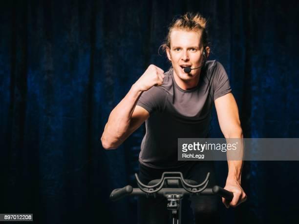 Spin Bike Instructor