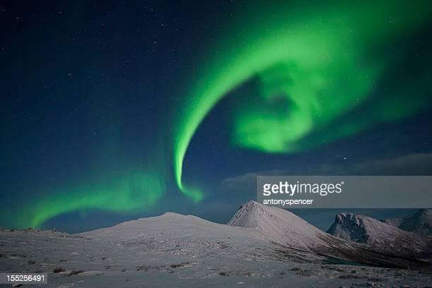 Spiral Auroras