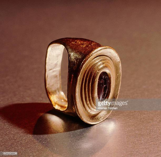 Spiral ring, Greece. Ancient Greek. 5th century, BC.