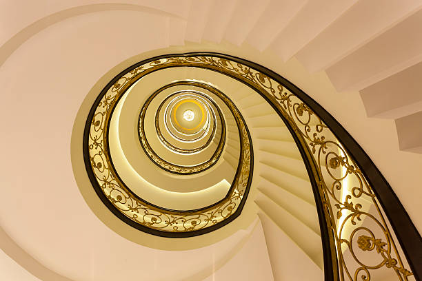 Spiral Staircase, India