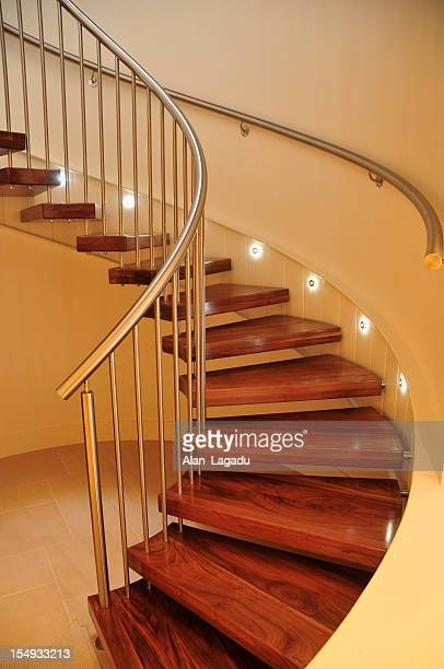 Spiral staircase, Jersey.
