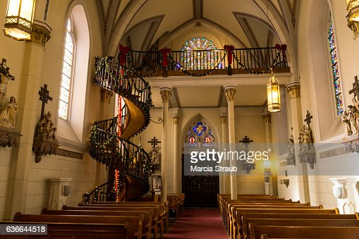74 Loretto Chapel Photos And Premium High Res Pictures Getty Images