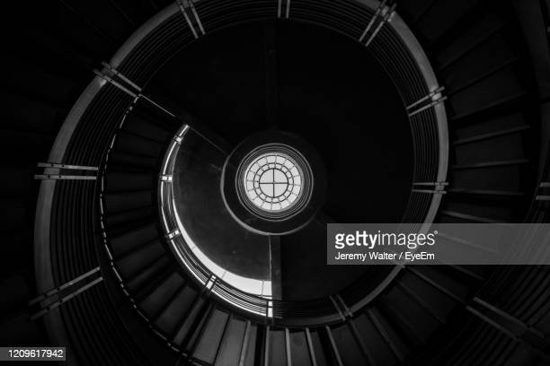 spiral staircase - eyeem jeremy walter stock pictures, royalty-free photos & images