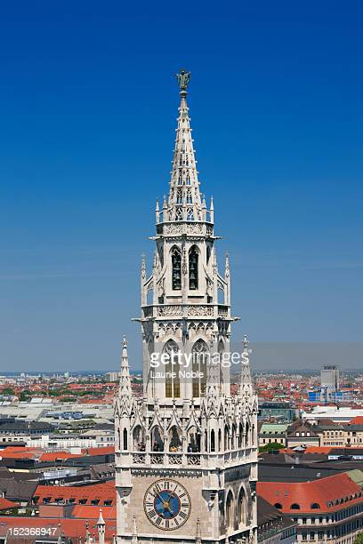 Spire of the Neues Rathaus