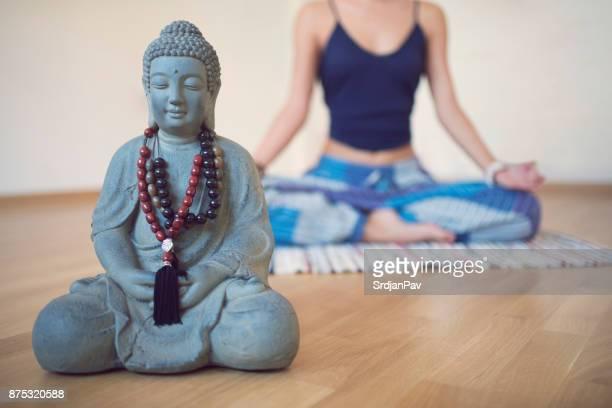 spiritual awakening - buddha stock pictures, royalty-free photos & images