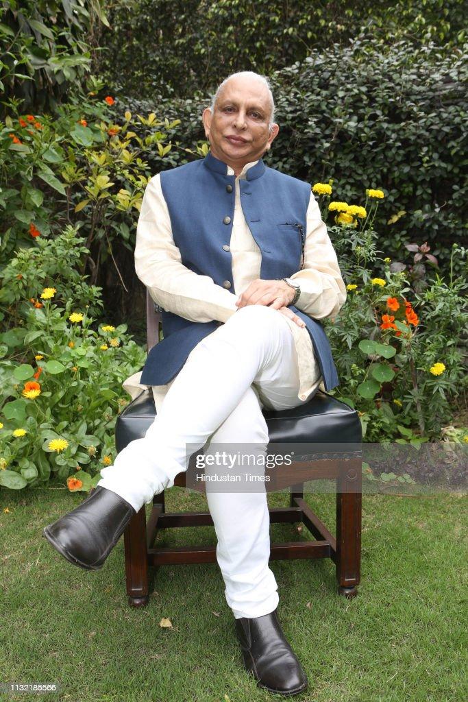 IND: HT Exclusive: Profile Shoot Of Spiritual Guru Sri M