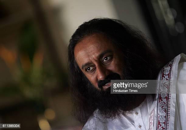 Spiritual Guru Sri Sri Ravi Shankar was in Mumbai on Saturday talking over 26/11 Mumbai Terror attack Necklace Anusuya Silver Rs2990