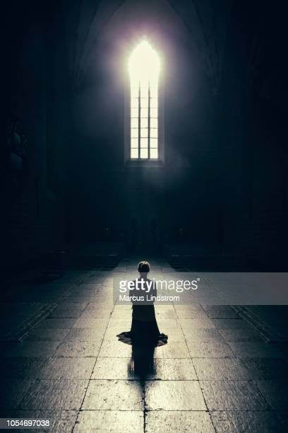 a spiritual meeting - church stock pictures, royalty-free photos & images