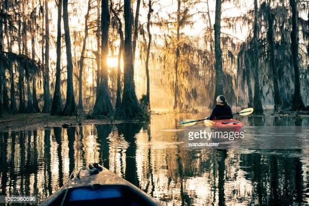 spiritual sunrise at lake martin, la - gulf coast states stock pictures, royalty-free photos & images