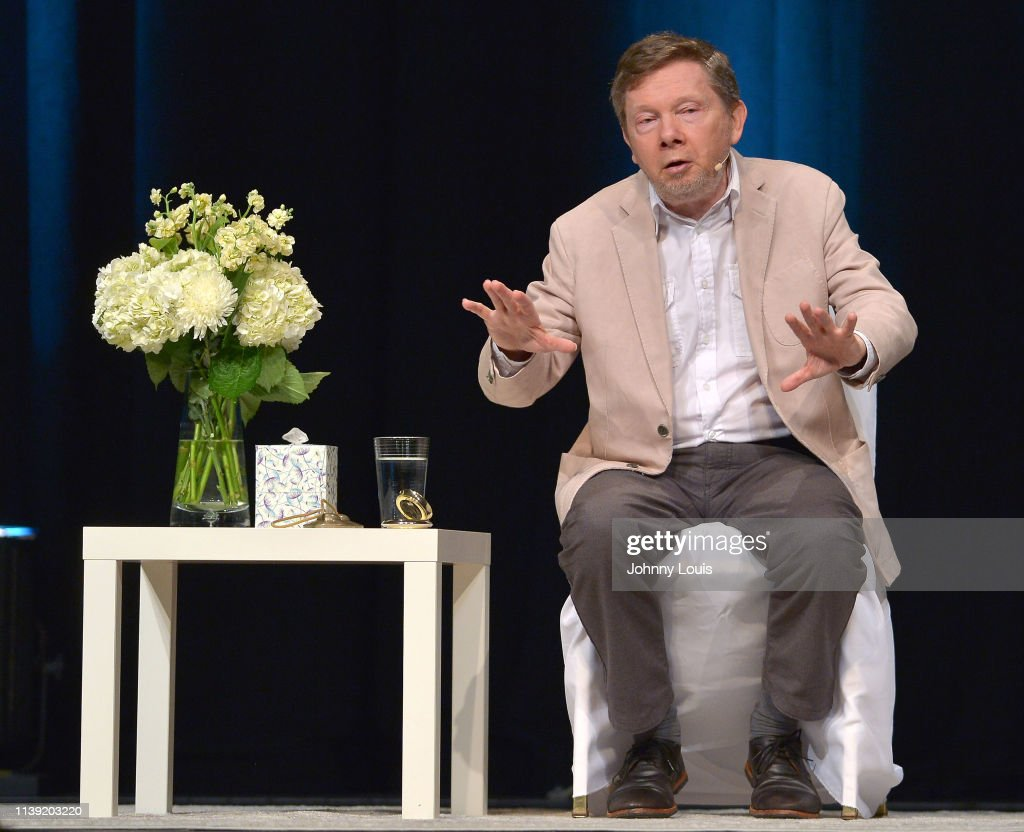 FL: An Evening With Eckhart Tolle