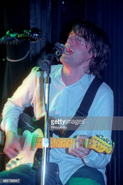 Spiritualized performing at Irving Plaza on Monday night October 13 2003 This image Jason Pierce