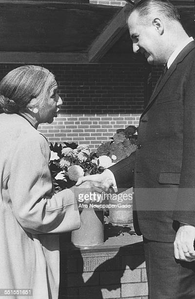 Spiro Agnew a lawyer born in BaltimoreGovernor of Maryland and then Vice President of the USA Baltimore Maryland October 25 1966