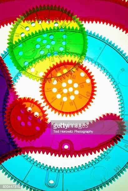 Spirograph Pieces