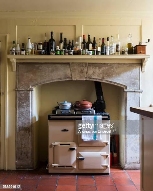 Spitalfields home of chef Angela Hartnett