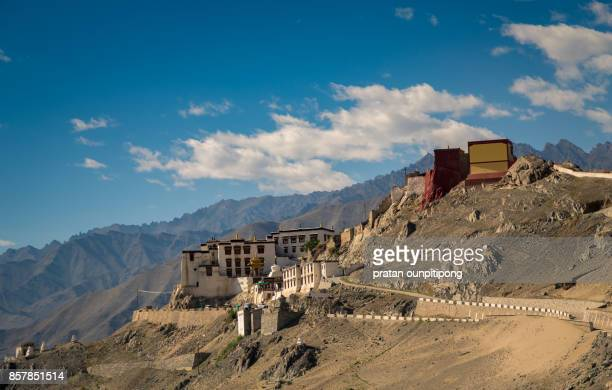 Spituk Gompa of Ladakh