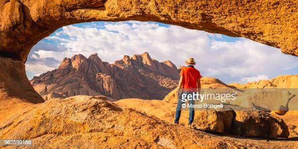 Spitzkoppe granite rocks, Namibia