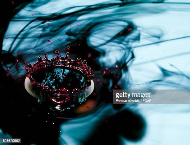 Splash crown