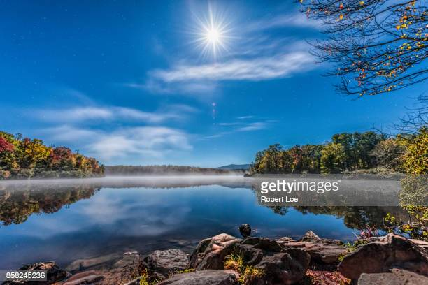 A Splash of Color at Price Lake