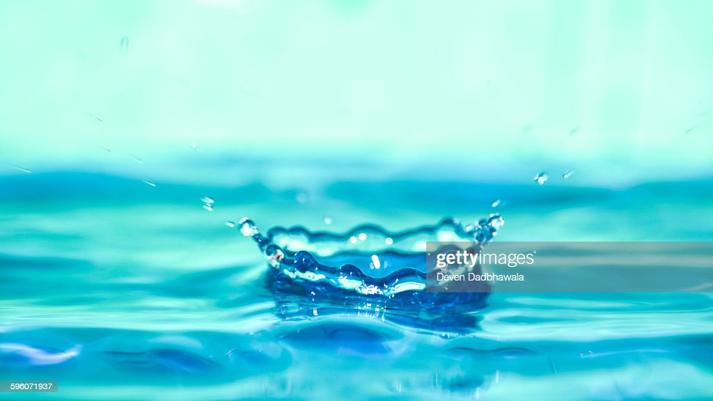 Splash : Stock Photo