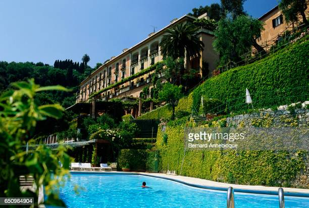 Splendido Hotel Swimming Pool in Portofino