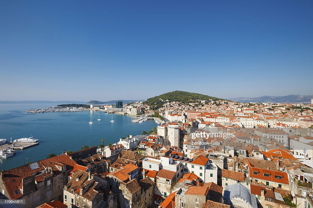 Split, Croatia : Stock Photo
