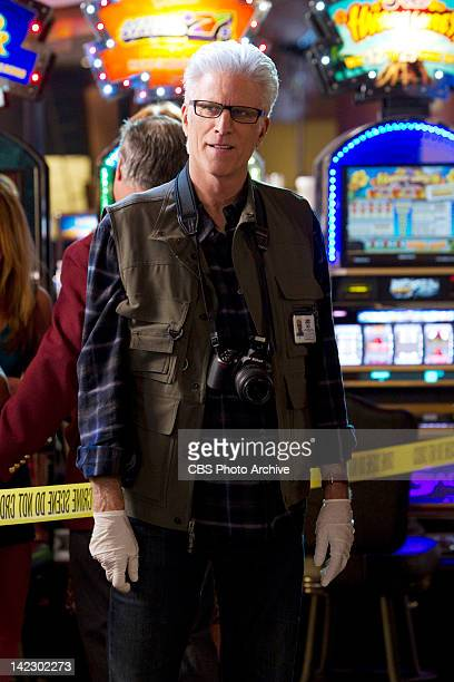 Split Decision DB Russell during an investigation on CSI CRIME SCENE INVESTIGATION Wednesday April 4 2012 on the CBS Television Network