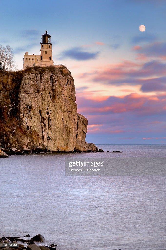 Split Rock Lighthouse : Stock Photo