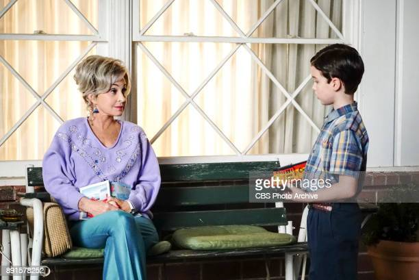 'Spock Kirk and Testicular Hernia' Pictured Meemaw and Sheldon George Sr strikes a deal with Sheldon to tutor Georgie when poor grades threaten to...