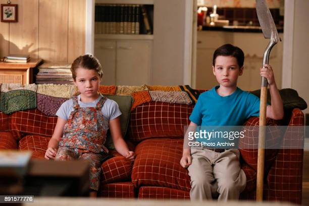 Spock Kirk and Testicular Hernia Pictured Missy and Sheldon George Sr strikes a deal with Sheldon to tutor Georgie when poor grades threaten to keep...