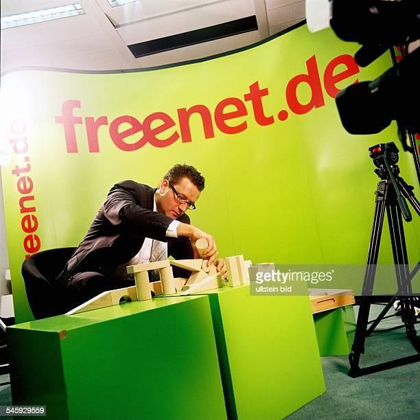Spoerr Eckhard Vorstandsvorsitzender OnlineDienstleister Freenetde AG