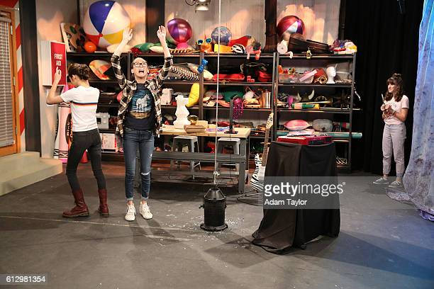 BIZAARDVARK 'Spoiler Alert Belissa Returns' When Paige and Frankie hit a writing slump and other bad things start happening to them Paige begins to...