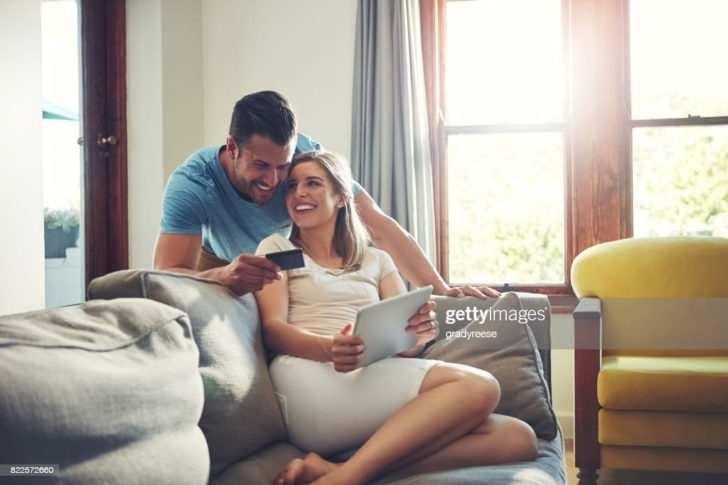 Spoiling your girlfriend just got way cheaper : Stock Photo