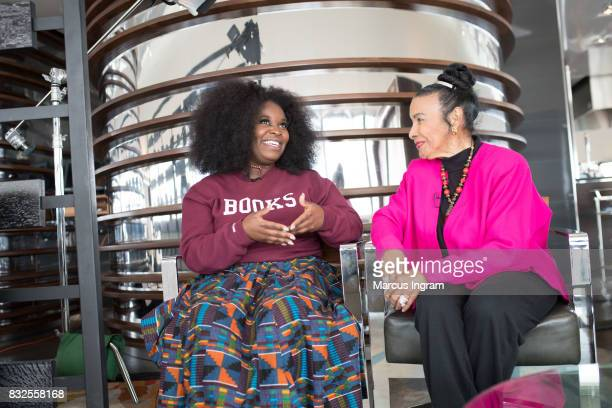 Spoken word artist Tarriona 'Tank' Ball and civil rights leader Xerona Clayton discuss the historical events of 1967 that inspired the Hyatt Regency...