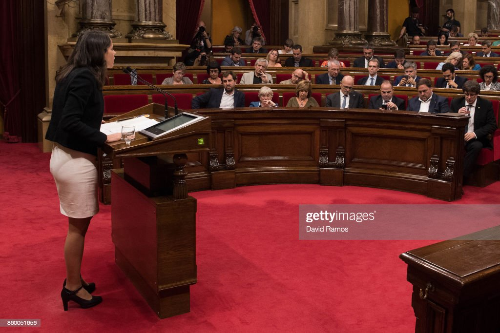 Catalan President To Make Speech To Regional Parliament