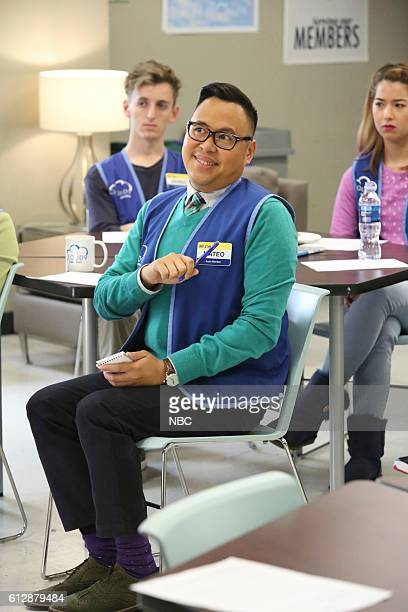 SUPERSTORE Spokesman Scandal Episode 205 Pictured Nico Santos as Mateo
