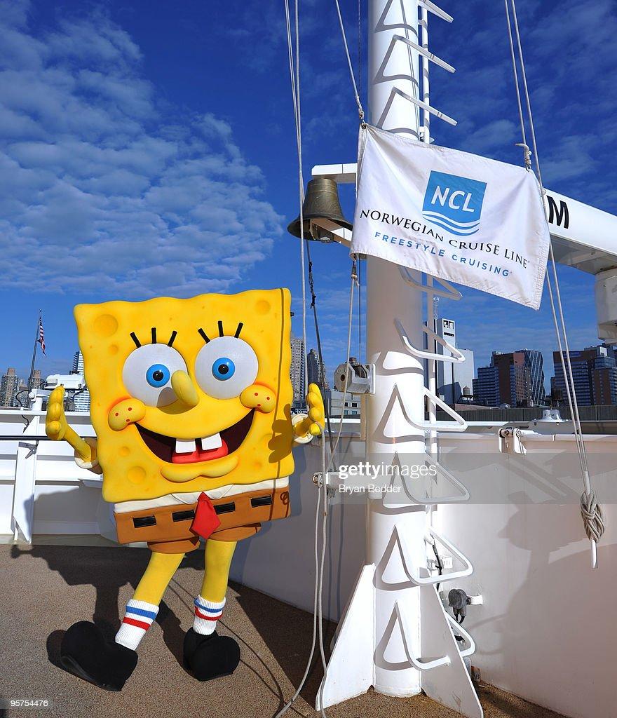 Nickelodeon Norwegian Cruise Line Announce Nickelodeon At Sea - Nickelodeon cruise ships