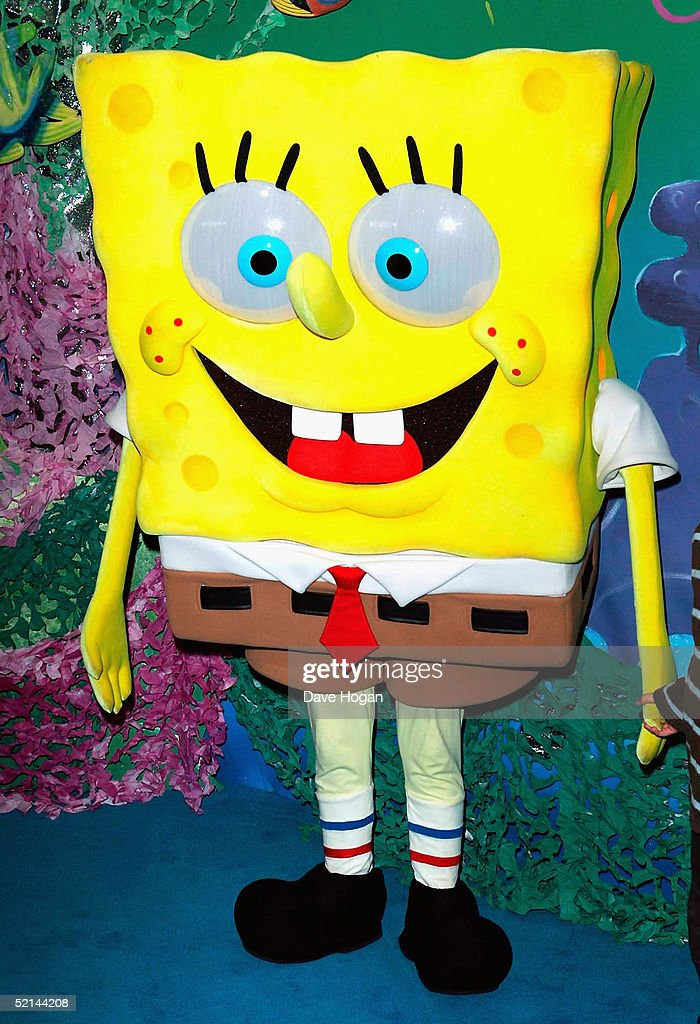The spongebob squarepants movie arrivals spongebob squarepants attends the uk gala premiere of the spongebob squarepants movie at vue voltagebd Image collections