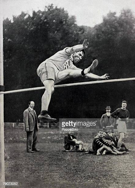 Sport 1912 Olympic Games Stockholm Sweden James Thorpe USA Thorpe was part Indian and was one of the greatest allround athletes ever he won the...