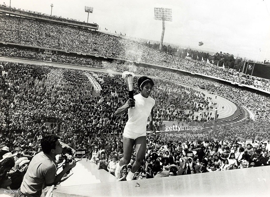a history of the 1968 olympics Nbc's 1968 examines the year when robert f kennedy and martin luther king jr were assassinated, and the summer olympics were in mexico city.
