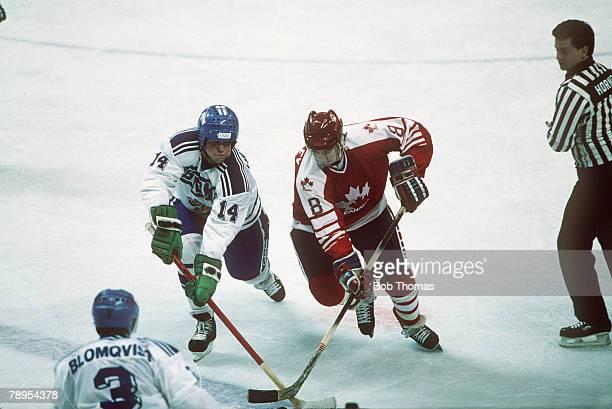 1991 canada winter games hockey