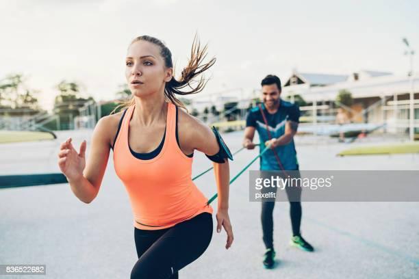 Sport and teamwork