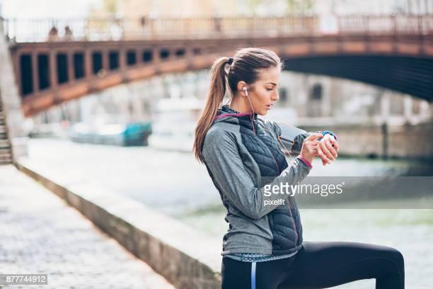 Sport et de la technologie