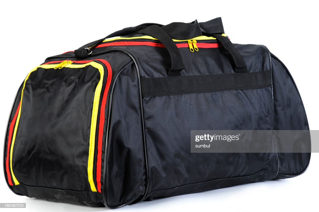 Sport Bag : Stock Photo