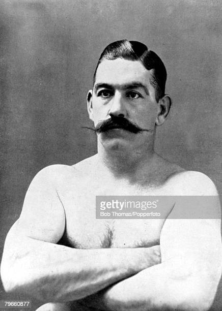 Sport, Boxing, circa 1894, John L,Sullivan, a boxing immortal, the last of the bare knuckle champions, perhaps the greatest fighter ever, He won the...
