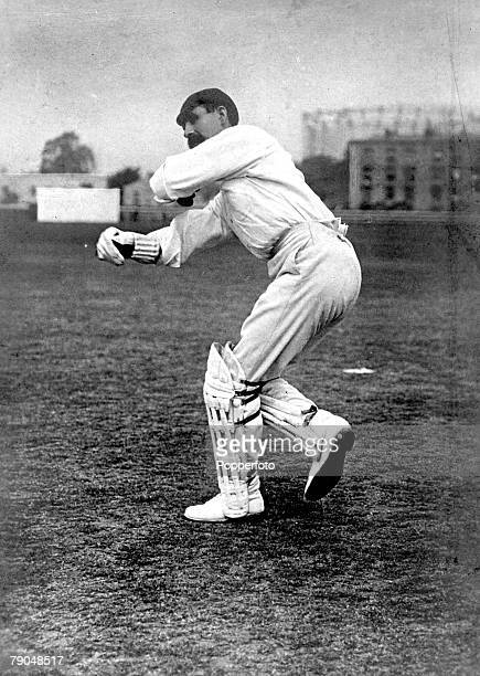 Sport Cricket Circa 1890 A picture of Joseph Hunter who played for Yorkshire and England