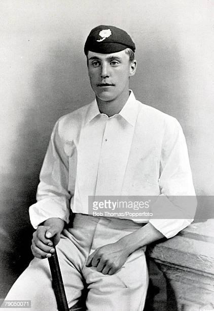 Sport Cricket Circa 1895 Arthur Sellars Yorkshire