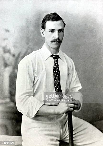 Sport Cricket Circa 1895 The RtHon Sir Frank Stanley Jackson He played for Yorkshire and England He captained his country in 1905 and was the epitome...